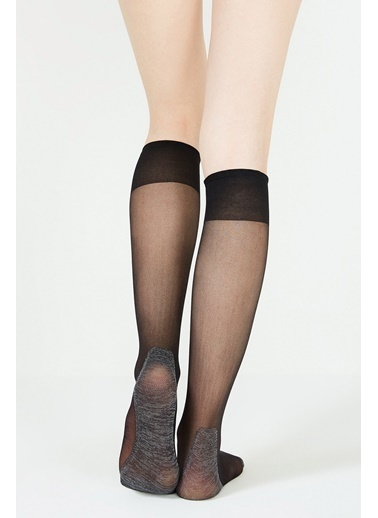 Penti Konfor Pantolon Çorabı Siyah